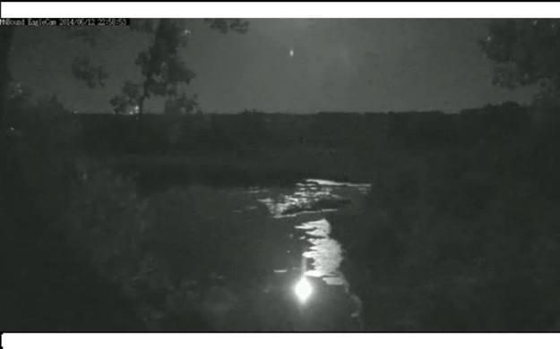 moon pond